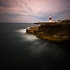 Portland Bill Lighthouse by Edward Bentley