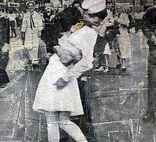 The Kiss (part II) by tsena74