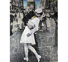 The Kiss (part II) Photographic Print