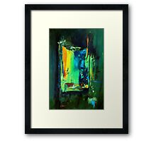 Unity In The Body Framed Print