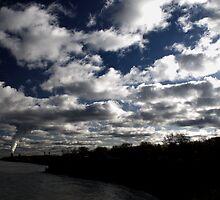 Cloud factory by Jim Butera