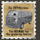Volkswagen tee shirt - Late Bay stamp by KombiNation