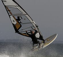 Windsurfer # 4 by Noel Elliot
