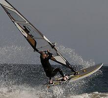 Windsurfer # 5 by Noel Elliot