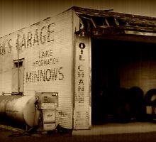 Leak's Garage by Tonye Banks