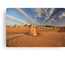 Nambung National Park Canvas Print