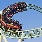 Colouss - Out Of a Loop - Thorpe Park by Colin J Williams Photography