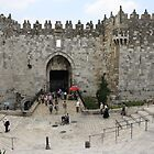 Damascus Gate by milzi