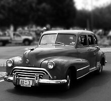 Oldsmobile by Julia Harwood