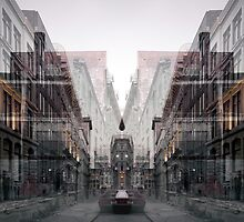Old Montreal Street by dduchow