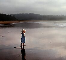 """She Sells Sea Shells"" - Oregon Coast by tday01"