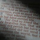 John 3:16 by Jeff Newell