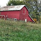 Red Barn by © Bob Hall