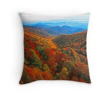 AUTUMN VALLEY Throw Pillow