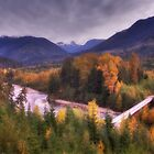 October on the Kitimat by Doug Keech