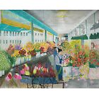 Fish Market Flower Shop by Newhouser