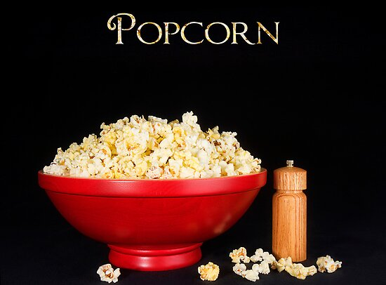Popcorn Anyone? by Trudy Wilkerson