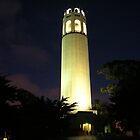 Coit Tower by Candler Photography