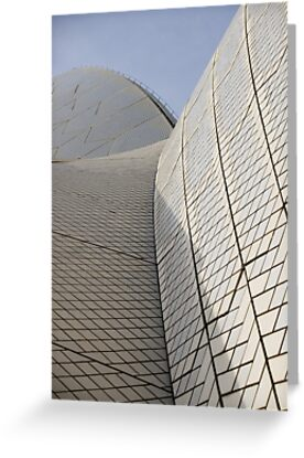 Sydney Opera House by Ross Robinson