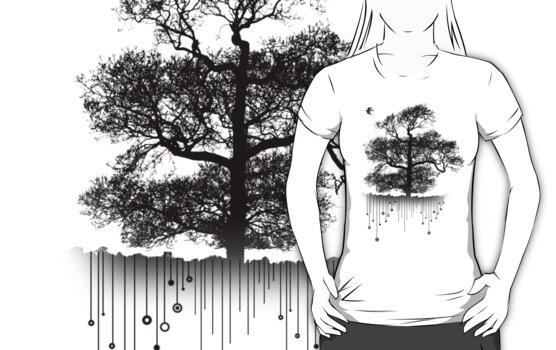 Tree by jxle