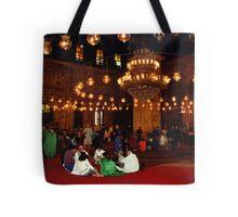 Mosque of Muhammad Ali (Interior) Tote Bag
