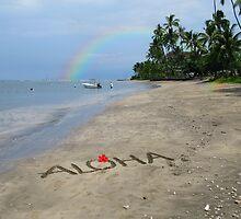 Aloha Beach  by aura2000