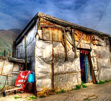 Tin House in Tai O - HDR by HKart