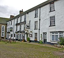 The Black Bull Hotel - Reeth by Trevor Kersley