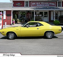 1970 Dodge Challenger by 454autoart