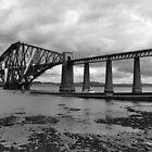 The Forth Railbridge. by Finbarr Reilly