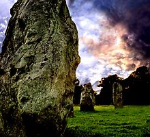 Standing Stones Endure by GlennB