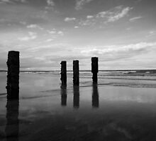 Steetley (Piles) by PaulBradley