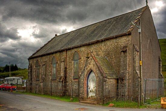 Wanlockhead Miners' Church by Tom Gomez