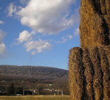 Winter Haystack by CulturalCompass