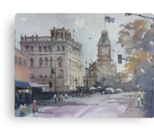 Sturt Street, Ballarat Metal Print