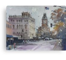 Sturt Street, Ballarat Canvas Print
