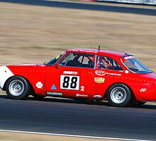 Tony Karanfilovski- 1970 Alfa Romeo GTAM by WantedImages