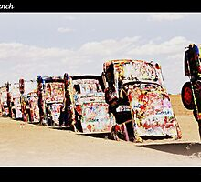 Cadillac Ranch-revised by jujubean