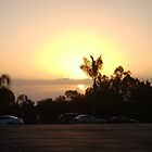 Sunrise in Balboa Park San Diego by ruthbacker