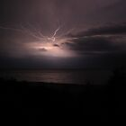 Lightning in the Sky by ryanjbolger