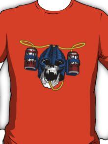 Beer-Helmet T-Shirt