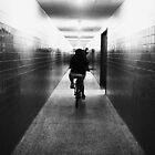 The Music Hallway by ClaudineAvalos