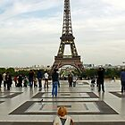Eiffel Tower by longaray2
