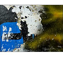 Abstract Street Art 03 Photographic Print