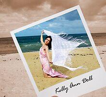 Kelly Ann Doll @ The Beach by Garry Hannah