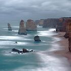 12 Apostles - Great Ocean Road by Wendy  Meder