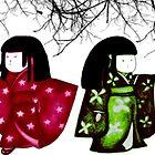 Sakado Girls by Naomi  O'Connor