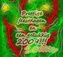 Prettige feestdagen en een gelukkig 2010!!! by Gili Orr
