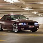 BMW E36 328i by Andre Gascoigne