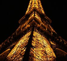 Eiffel Tower by Carol  Lewsley